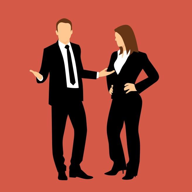 Kvinnligt och manligt ledarskap